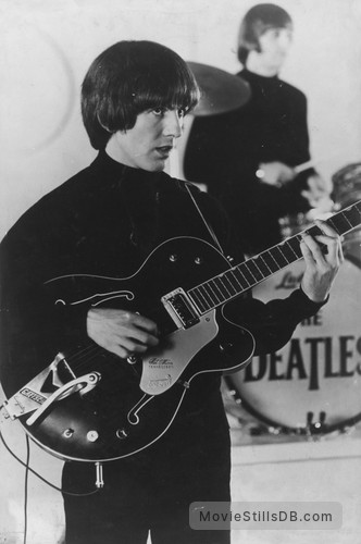 Help! - Publicity still of George Harrison & Ringo Starr