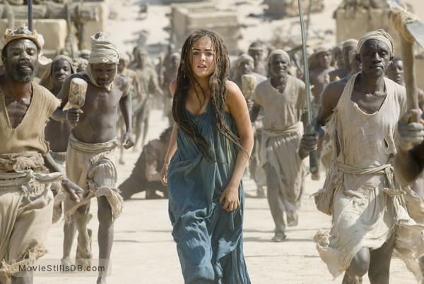 10,000 BC - Publicity still of Camilla Belle