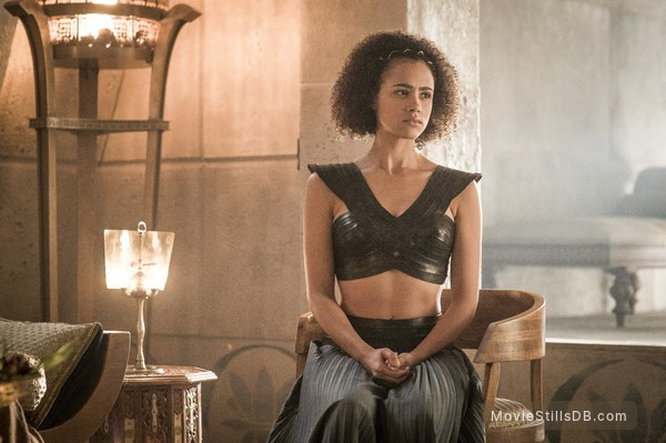 Game of Thrones - Publicity still of Nathalie Emmanuel