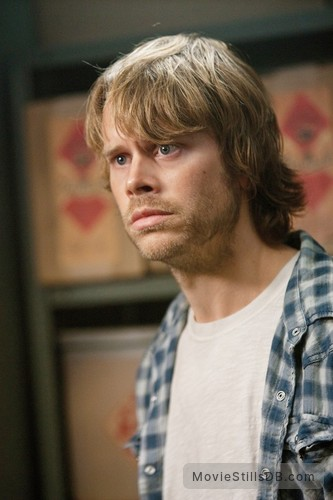 The Thing - Publicity still of Eric Christian Olsen