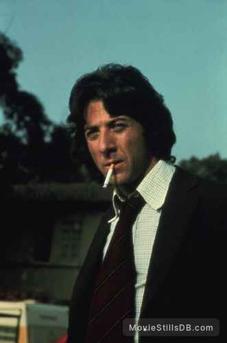 All the President's Men - Publicity still of Dustin Hoffman