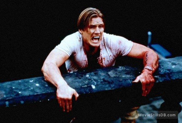 The Shooter - Publicity still of Dolph Lundgren