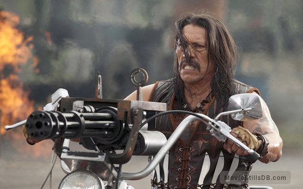 Machete Kills - Publicity still of Danny Trejo
