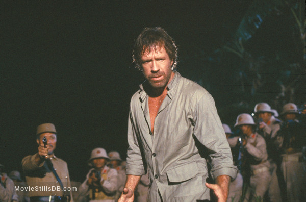 Braddock: Missing in Action III - Publicity still of Chuck Norris