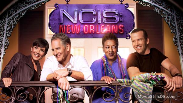 NCIS: New Orleans - Promotional art with Scott Bakula, CCH Pounder, Lucas Black & Zoe McLellan