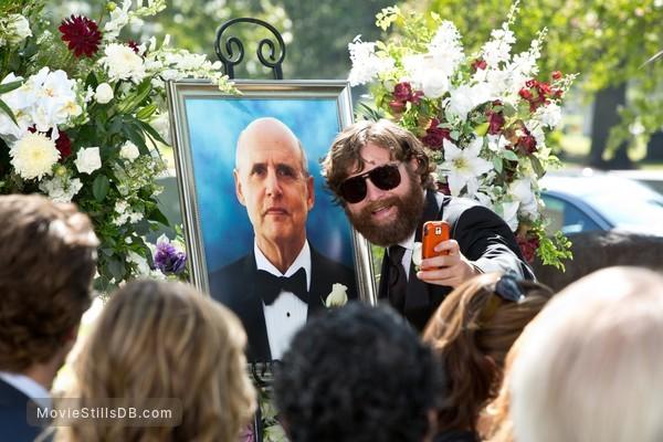 The Hangover Part III - Publicity still of Zach Galifianakis & Jeffrey Tambor