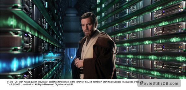 Star Wars: Episode III - Revenge of the Sith -  Ewan McGregor