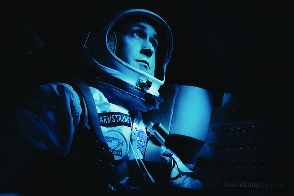 First Man - Publicity still of Ryan Gosling