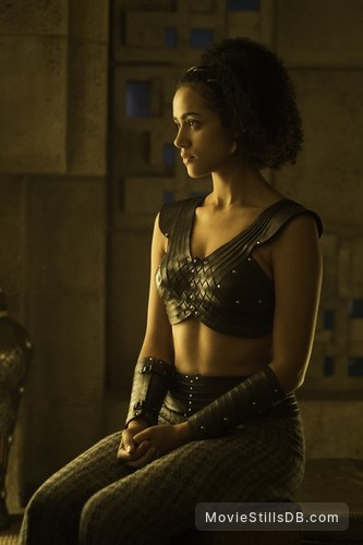 Game of Thrones - Publicity still of Nathalie Emmanuel