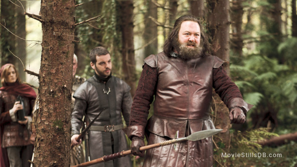 Game of Thrones - Publicity still of Gethin Anthony & Mark Addy