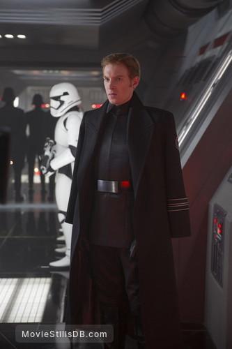 Star Wars: The Force Awakens - Publicity still of Domhnall Gleeson