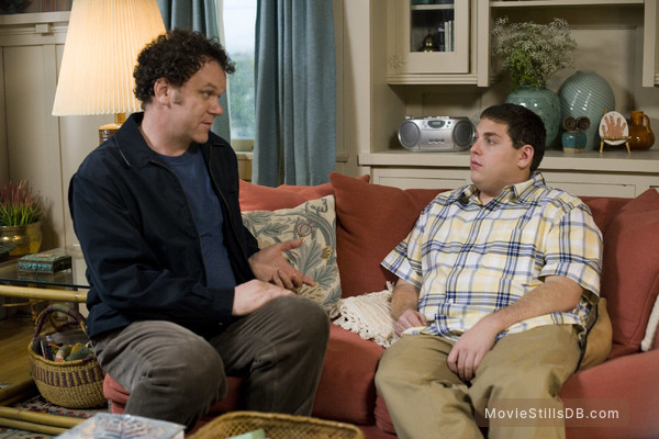 Cyrus - Publicity still of Jonah Hill & John C. Reilly