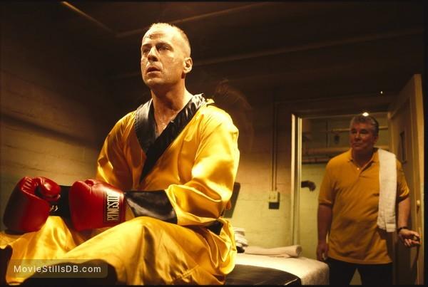 Pulp Fiction - Publicity still of Bruce Willis