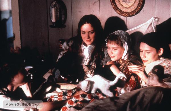 Little Women - Publicity still of Winona Ryder, Claire Danes & Kirsten Dunst
