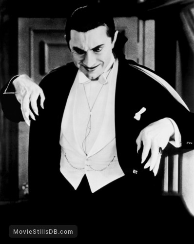 Dracula - Publicity still of Bela Lugosi