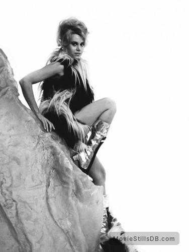 Barbarella - Publicity still of Jane Fonda