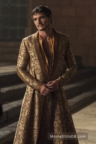 Game of Thrones - Publicity still of Pedro Pascal