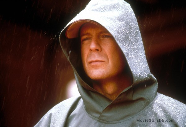 Unbreakable - Publicity still of Bruce Willis