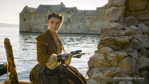 Game of Thrones -  Maisie Williams
