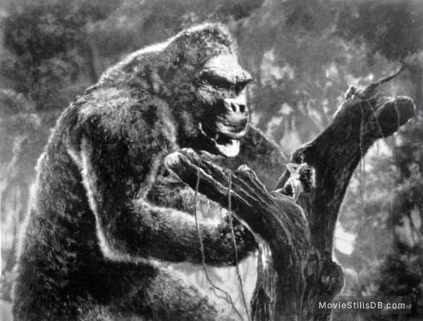 King Kong - Publicity still of Fay Wray