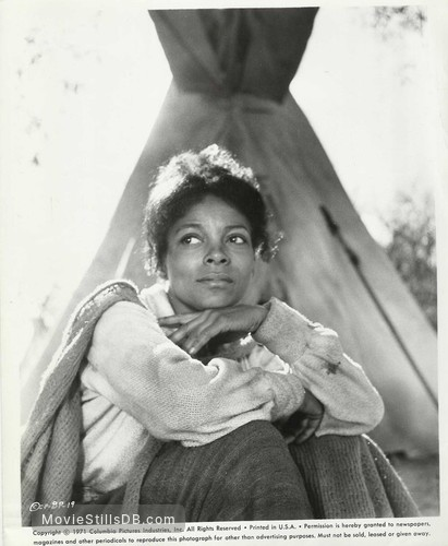 Buck and the Preacher - Publicity still of Ruby Dee