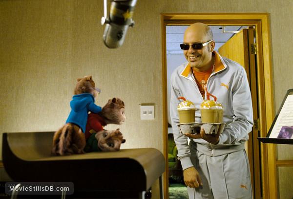 Alvin and the Chipmunks - Publicity still of David Cross