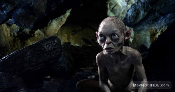 The Hobbit: An Unexpected Journey - Publicity still of Andy Serkis