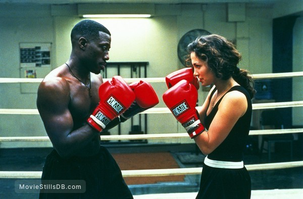 Money Train - Publicity still of Wesley Snipes & Jennifer Lopez