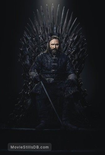 Game of Thrones - Promotional art with Rory McCann
