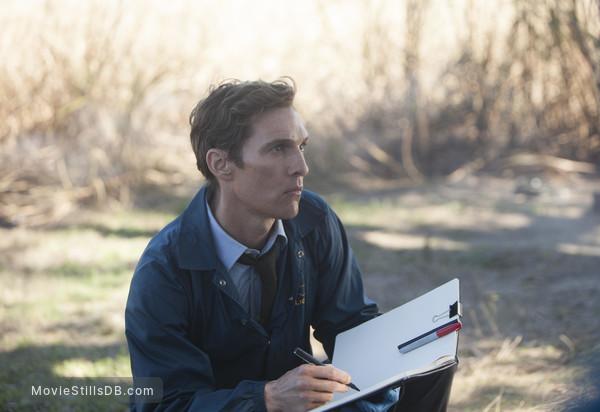 True Detective - Publicity still of Matthew McConaughey