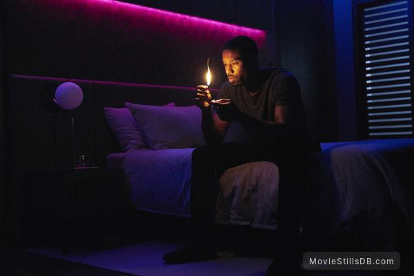 Fahrenheit 451 - Publicity still of Michael B. Jordan