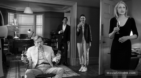 The Party - Publicity still of Patricia Clarkson, Emily Mortimer, Cillian Murphy & Timothy Spall