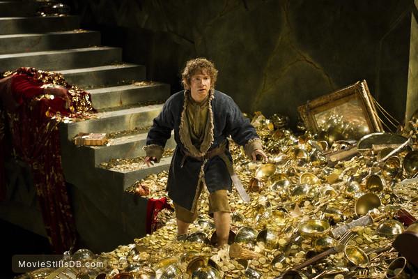 The Hobbit: The Desolation of Smaug - Publicity still of Martin Freeman