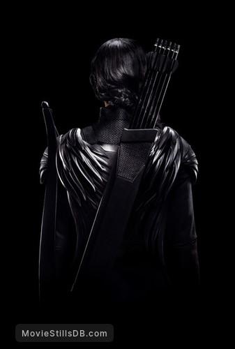 The Hunger Games: Mockingjay - Part 1 - Promotional art