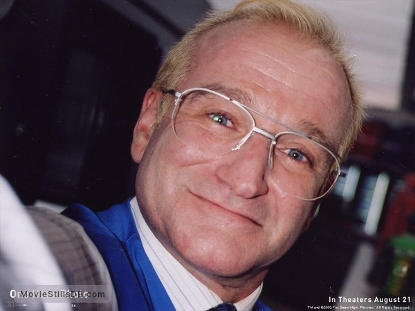 One Hour Photo - Wallpaper with Robin Williams