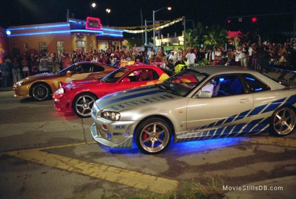 2 Fast 2 Furious - Publicity still