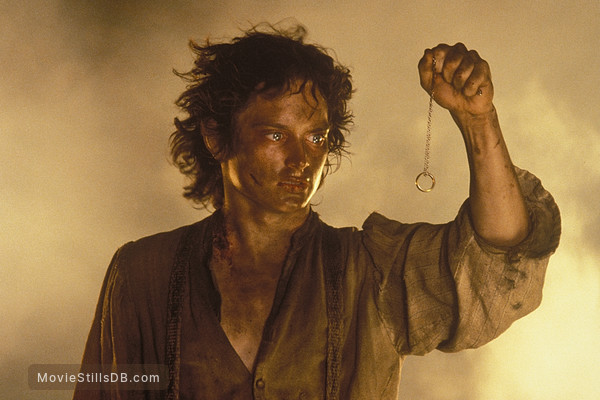 The Lord of the Rings: The Return of the King - Publicity still of Elijah Wood