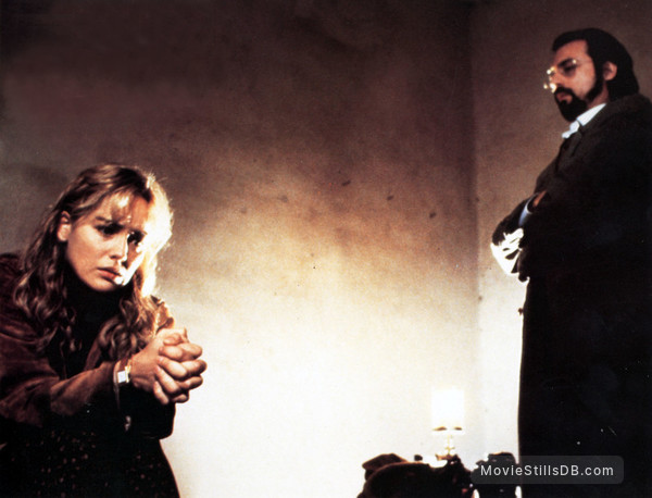 Year of the Gun - Publicity still of Sharon Stone & John Pankow