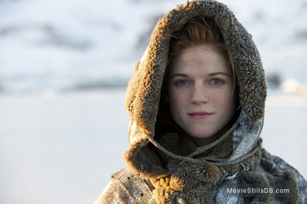 Game of Thrones - Publicity still of Rose Leslie