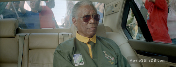 Invictus - Publicity still of Morgan Freeman