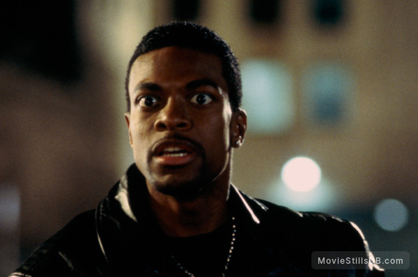 Rush Hour - Publicity still of Chris Tucker