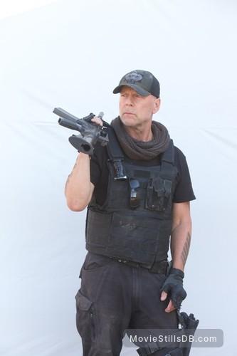 Rock the Kasbah - Publicity still of Bruce Willis