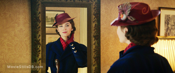 Mary Poppins Returns -  Emily Blunt