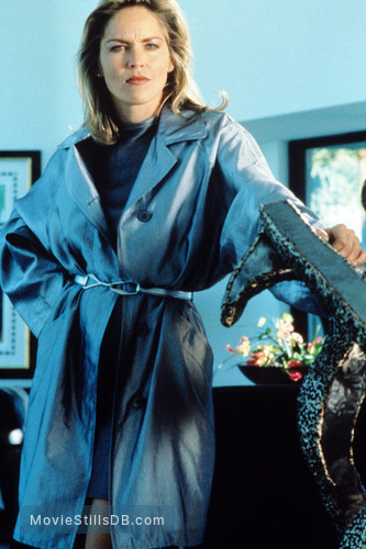 The Specialist Publicity Still Of Sharon Stone