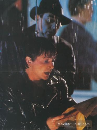 Back To The Future Part Ii Publicity Still Of Michael J Fox Joe Flaherty
