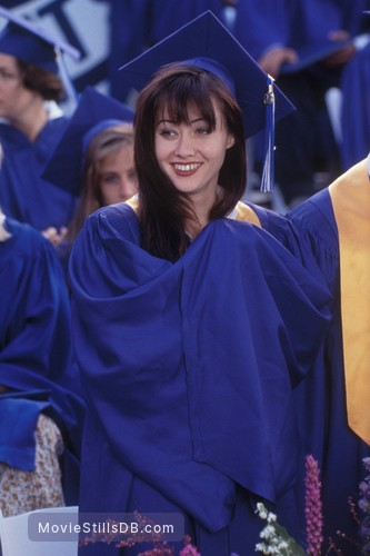 Beverly Hills, 90210 - Publicity still of Shannen Doherty