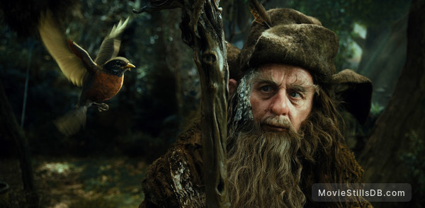 The Hobbit: An Unexpected Journey - Publicity still of Sylvester McCoy
