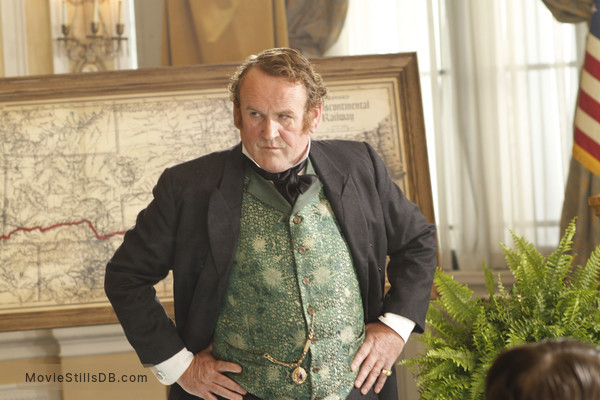 Hell on Wheels - Publicity still of Colm Meaney