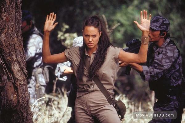 Lara Croft Tomb Raider The Cradle Of Life Publicity Still Of