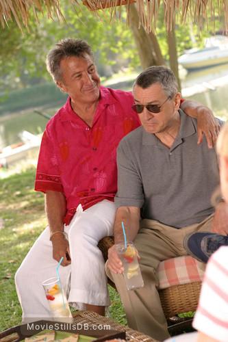 Meet The Fockers Publicity Still Of Robert De Niro Dustin Hoffman